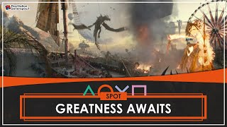 PlayStation 4 - Greatness Awaits - Adv Trailer E3 2013