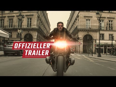 MISSION: IMPOSSIBLE - FALLOUT | TRAILER E | DE