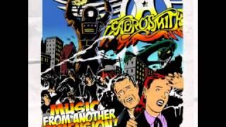 Aerosmith Out Go the Lights