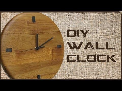 orologio da parete faidate