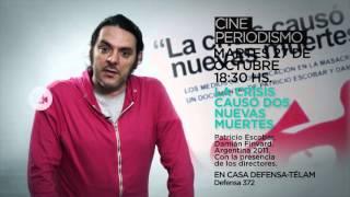 Ciclo Cine Y Periodismo La Crisis Causó Dos Nuevas Muertes