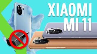 XIAOMI MI 11 💥 La gama alta de Xiaomi viene con 120Hz, Snapdragon 888 y sin cargador en la caja 🔌