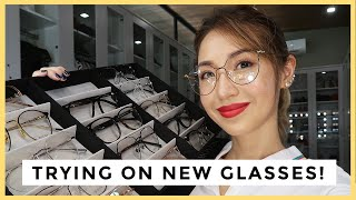 Try On Glasses Haul! | Kryz Uy