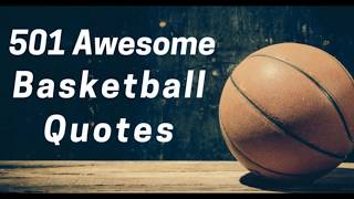 Creator Basketball Quotes