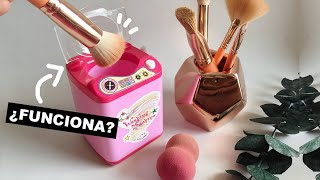 MINI LAVADORA PARA BEAUTY BLENDERS Y BROCHAS