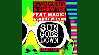 Sun Goes Down (feat. MAGIC! & Sonny Wilson) (Extended)