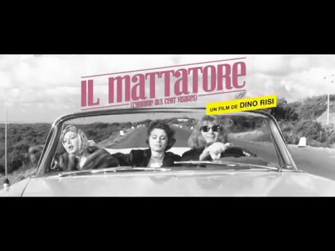 Il Mattatore (L'Homme aux cent visages) de Dino Risi : bande-annonce 2017