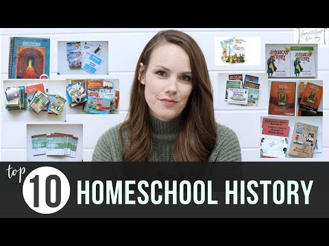 The Top 10 Homeschool History Comparison Review (Social Studies | Geography)