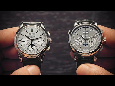 Clash of the Titans: Patek Philippe vs A. Lange & Söhne | Watchfinder & Co.