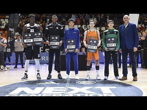 EB ANGT Valencia: All-Tournament Team Highlights