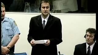 Priznanje Krivice Dragan Kolundžija Za Keraterm