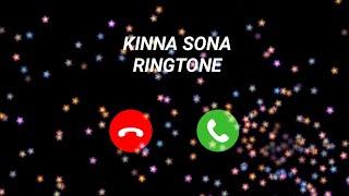 Kinna Sona Ringtone Marjaavaan Ringtone Kinna Song Ringtone