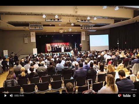 من ألمانيا.. مؤتمر الشبيبة التجمعية يوصي شباب مغاربة العالم بالانخراط في السياسة