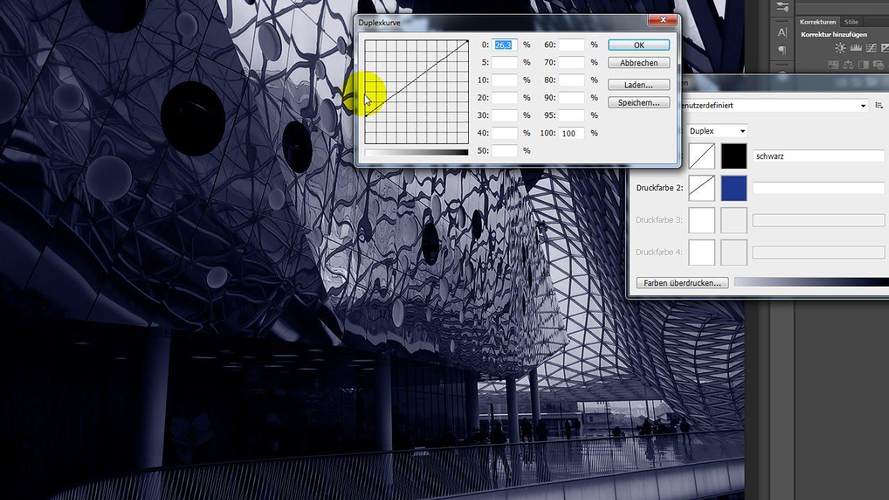 Duplex-Bilder – Photoshop-Tutorial