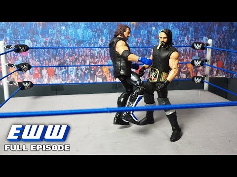 WWE EWW Full Episode, June 17, 2017