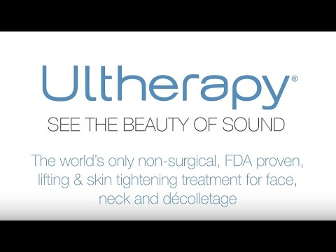 Ultherapy - Non-surgical, Ultrasound Facial Lifting & Skin Tightening in Liverpool