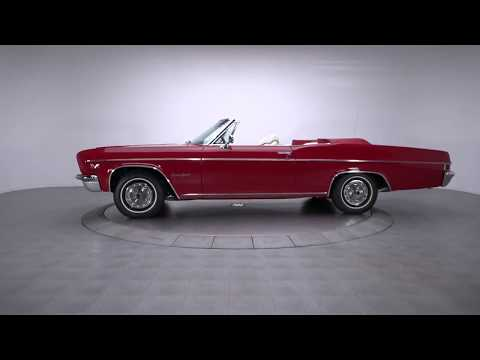 Video of Classic '66 Chevrolet Impala SS - $59,900.00 Offered by RK Motors Charlotte - L8OP