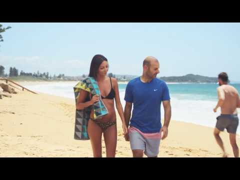 Improving your Beach Body | Nad's For Men Hair Removal Cream Video