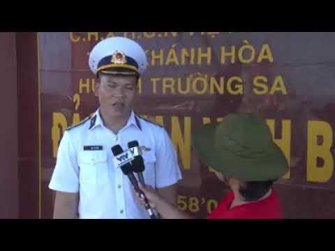 Đảo Phan Vinh   Quần đảo Trường Sa Vững chắc nơi đầu sóng