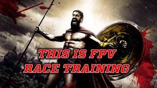 """This is fpv racing"" - featuring ImpulseRC Alien 5"" Arrow & KISS FC + KISS ESC 24A race edition"