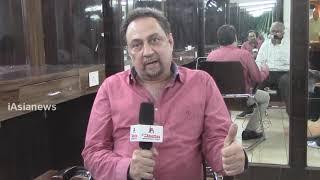 Dr.Raunaq Yar Khan 6th Nizam of Hyderabad wishing iAsiaNews