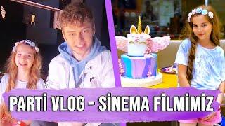 Parti Vlog. Ecrin Su Çoban