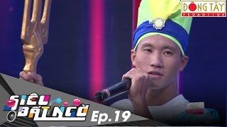 NHẢY HIP HOP | SIÊU BẤT NGỜ 2016 | TẬP 19 FULL HD (08/11/2016)