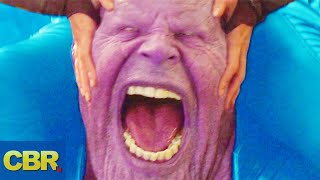 The Avengers May Trap Thanos Inside A Time Loop During Endgame