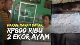Viral Pembeli Marah-marah Bayar Rp800 Ribu untuk 2 Ekor Ayam, Pemilik Rumah Makan Beri Penjelasan
