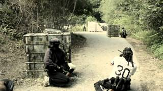 preview picture of video 'Clantreffen 2012 mit Paintball in Wetzlar'