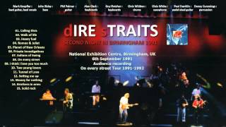 "Dire Straits ""Planet of New Orleans"" 1991-09-06 Birmingham AUDIO ONLY"