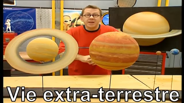Y-a-t'il de la vie sur les planètes extra-solaires? - C'est pas sorcier