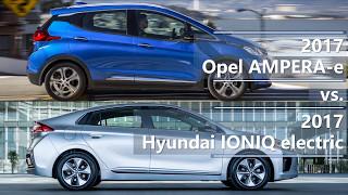 Opel Ampera-e 2017 - dabar