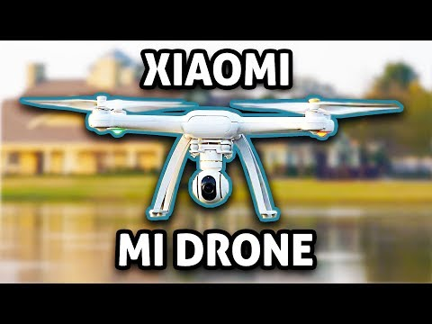 DJI KILLER?! – Xiaomi Mi Drone REVIEW (4K)