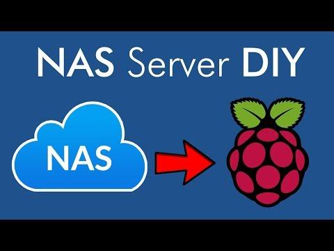 Haz tu propio Servidor NAS con una Raspberry Pi - Tutorial DIY