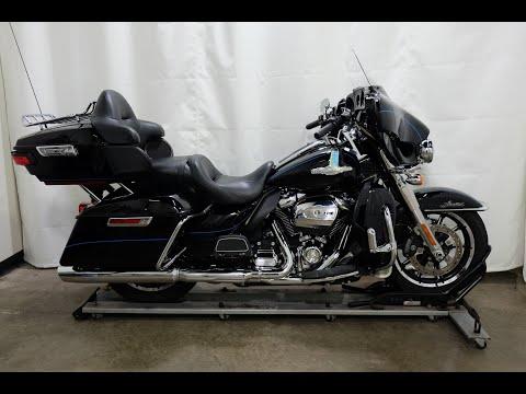 2019 Harley-Davidson Ultra Limited in Eden Prairie, Minnesota - Video 1