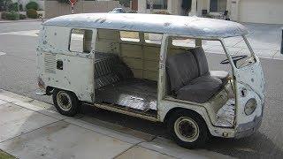 1965 VolksWagen Type 2 Kombi Restoration Project