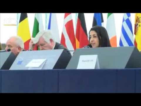 1500 jeunes de Taizé investissent le Parlement européen