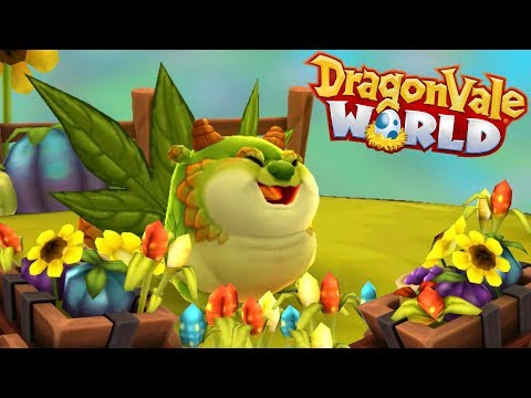A New Bountiful Dragon Arrives : DragonVale World : Episode