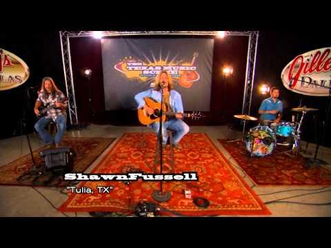Shawn Fussell Artist Spotlight on The Texas Music Scene