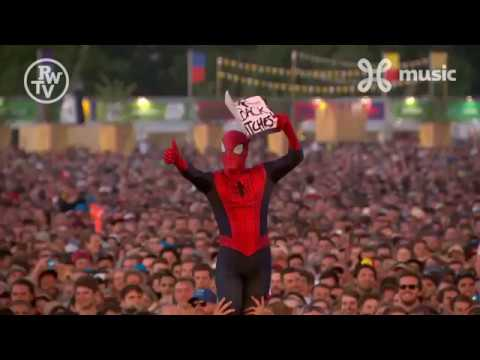 Queens of the Stone Age - The Way You Used To Do (Live Rock Werchter 2018)