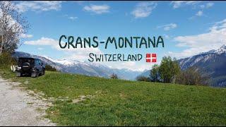 Swiss Ski Crans-Montana, Switzerland