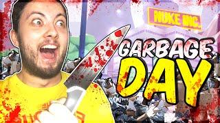 NADCHODZI DZIEŃ ZEMSTY !? | Garbage Day /w karolek