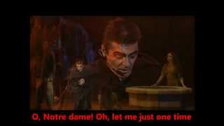 Notre Dame de Paris - Belle Subtitled English HD