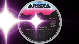 Aretha Franklin - Freeway Of Love (In A Pink Cadillac) Arista Records 1985