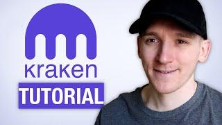 Kraken Tutorial for Beginners - Trade Cryptocurrency on Kraken