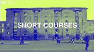 Summer 2020: Study in London at Central Saint Martins