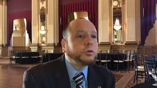 Entrevista a Jorge Castillo, presidente de la MDHCC, sobre la Gala Awards 2018
