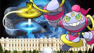 Hoopa  - (Pokémon) - How Powerful is Hoopa? - Strange Pokemon Physics #5 (feat. Bird Keeper Toby & Axellian)