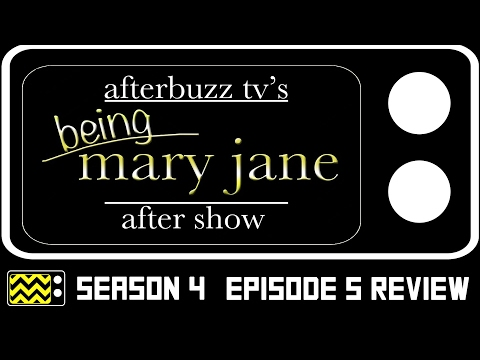 Being Mary Jane Season 4 Episode 5 Review & After Show | AfterBuzz TV